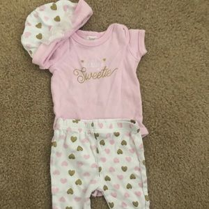 0-6 month outfit